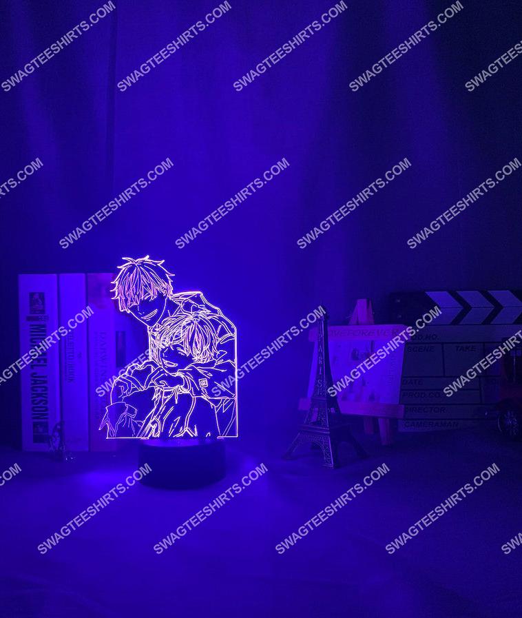 Given anime 3d night light led 2(1)