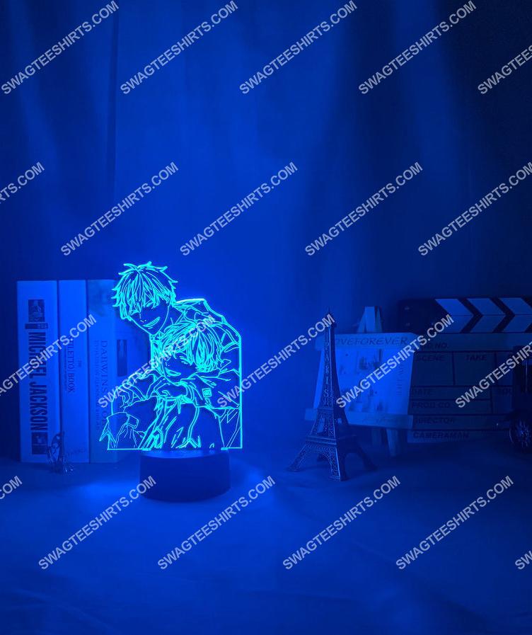 Given anime 3d night light led 4(1)