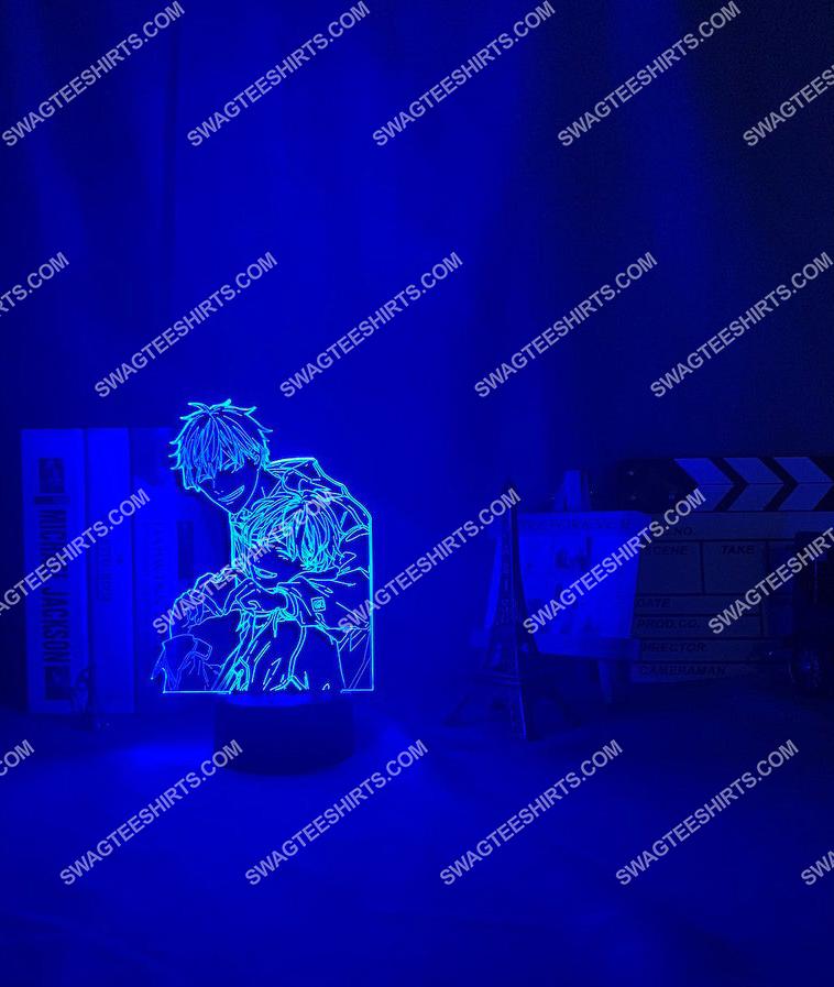 Given anime 3d night light led 7(1)