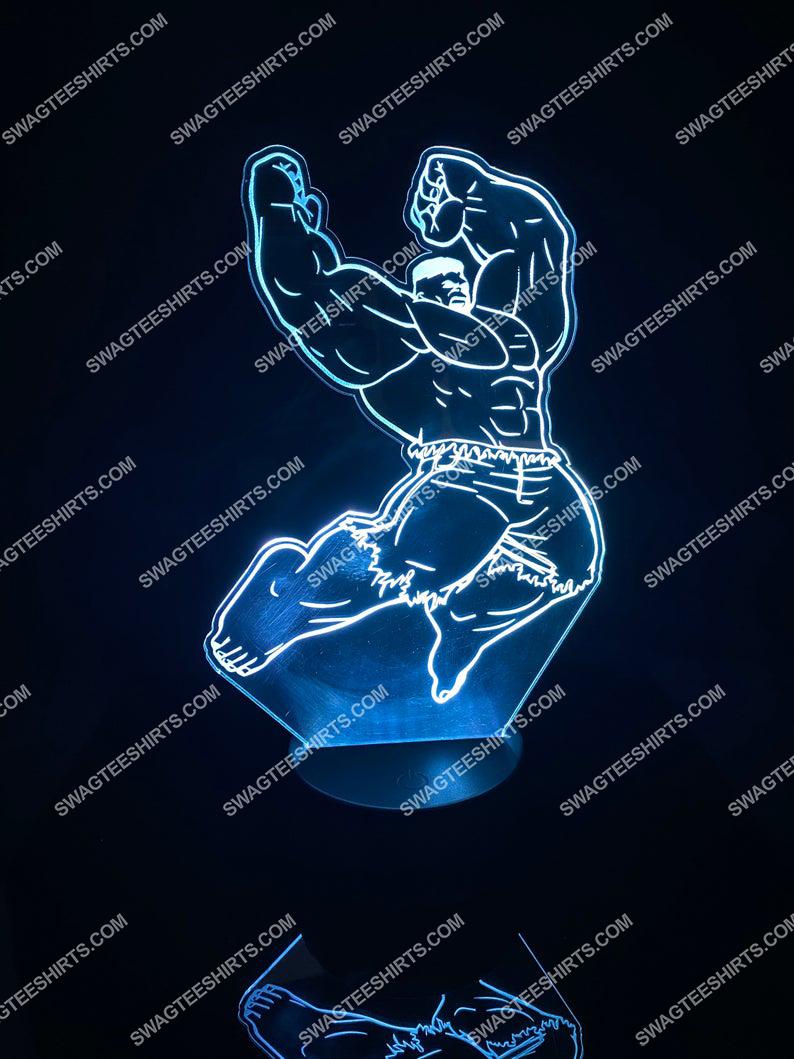 Hulk marvel comic 3d night light led 3(1)