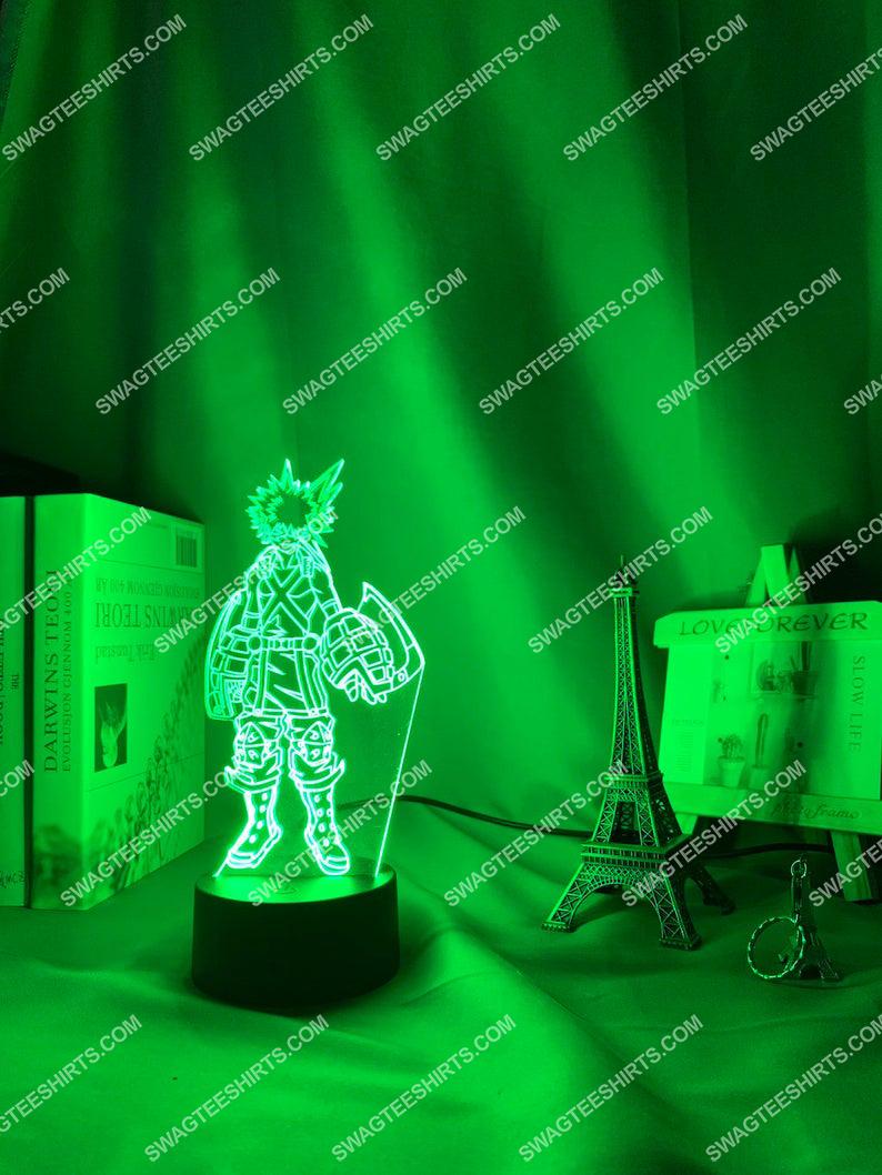My hero academia bakugo katsuki anime 3d night light led 3(1)