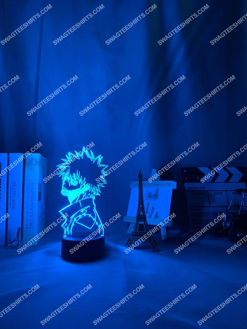 My hero academia dabi anime 3d night light led 2(1)