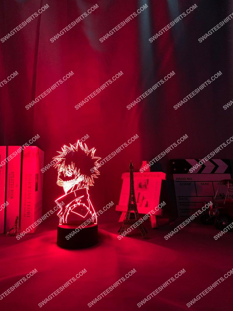 My hero academia dabi anime 3d night light led 3(1)