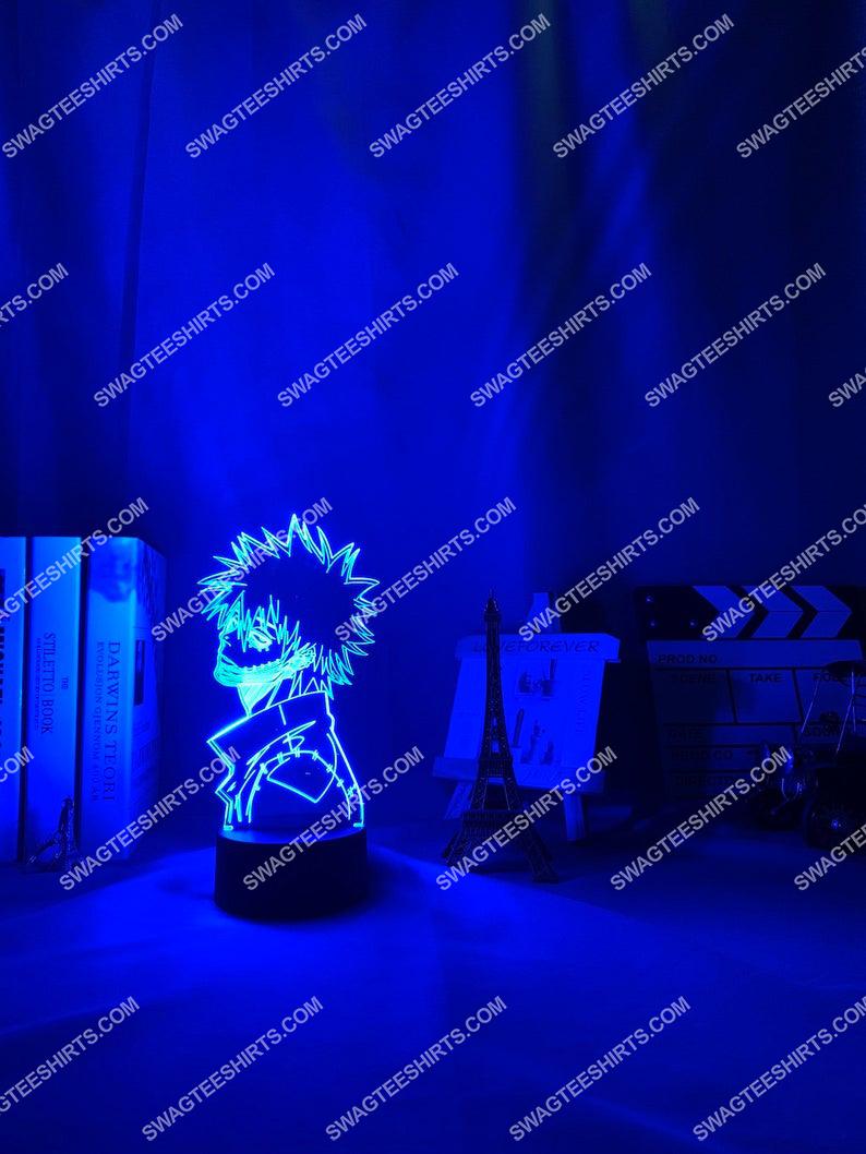 My hero academia dabi anime 3d night light led 4(1)