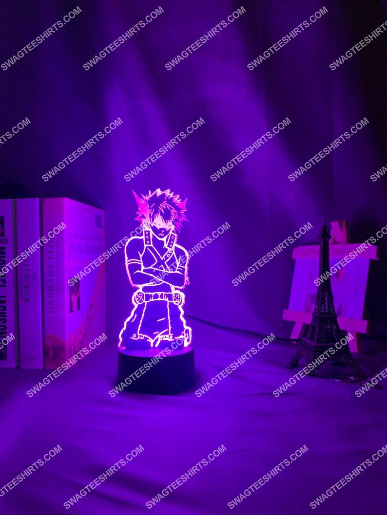 My hero academia katsuki bakugoe 3d night light led 5(1)