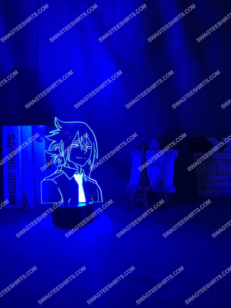My hero academia tamaki amajiki anime 3d night light led 5(1)
