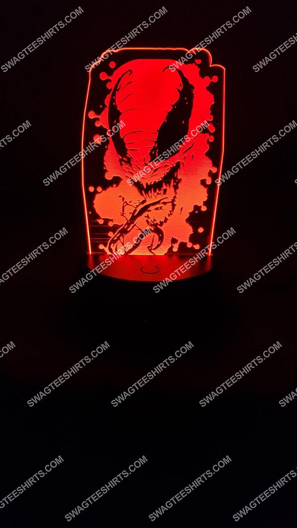 Spider-man venom marvel comics character 3d night light led 2(1)