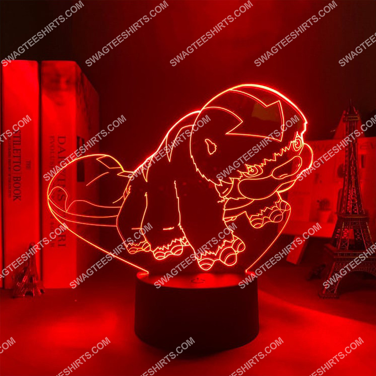 appa avatar the last airbender anime 3d night light led 4(1)