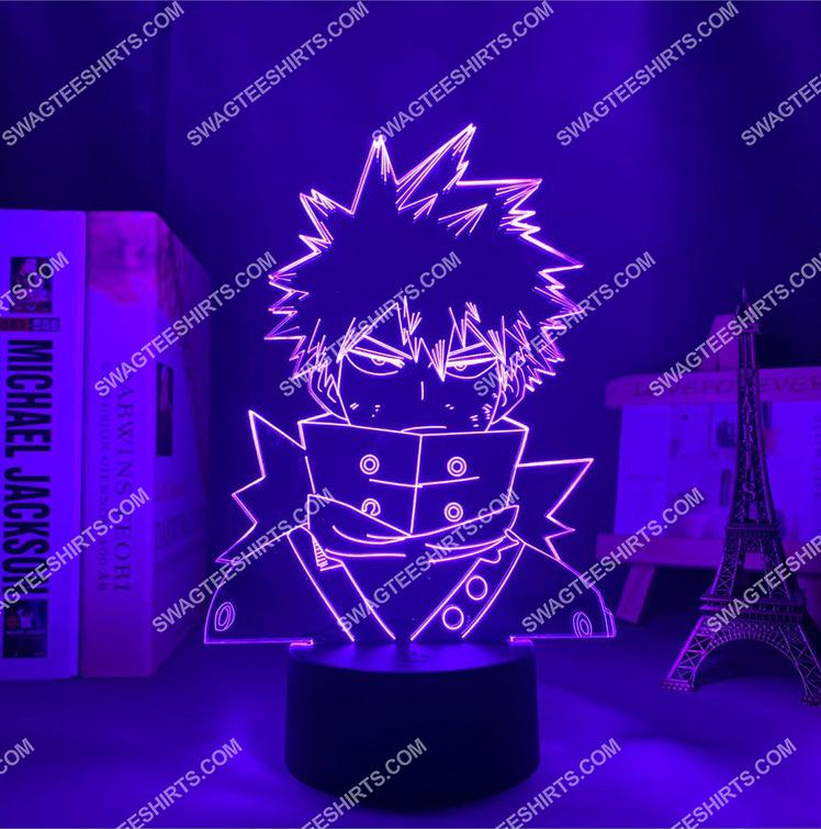 my hero academia katsuki bakugo anime 3d night light led 3(1)