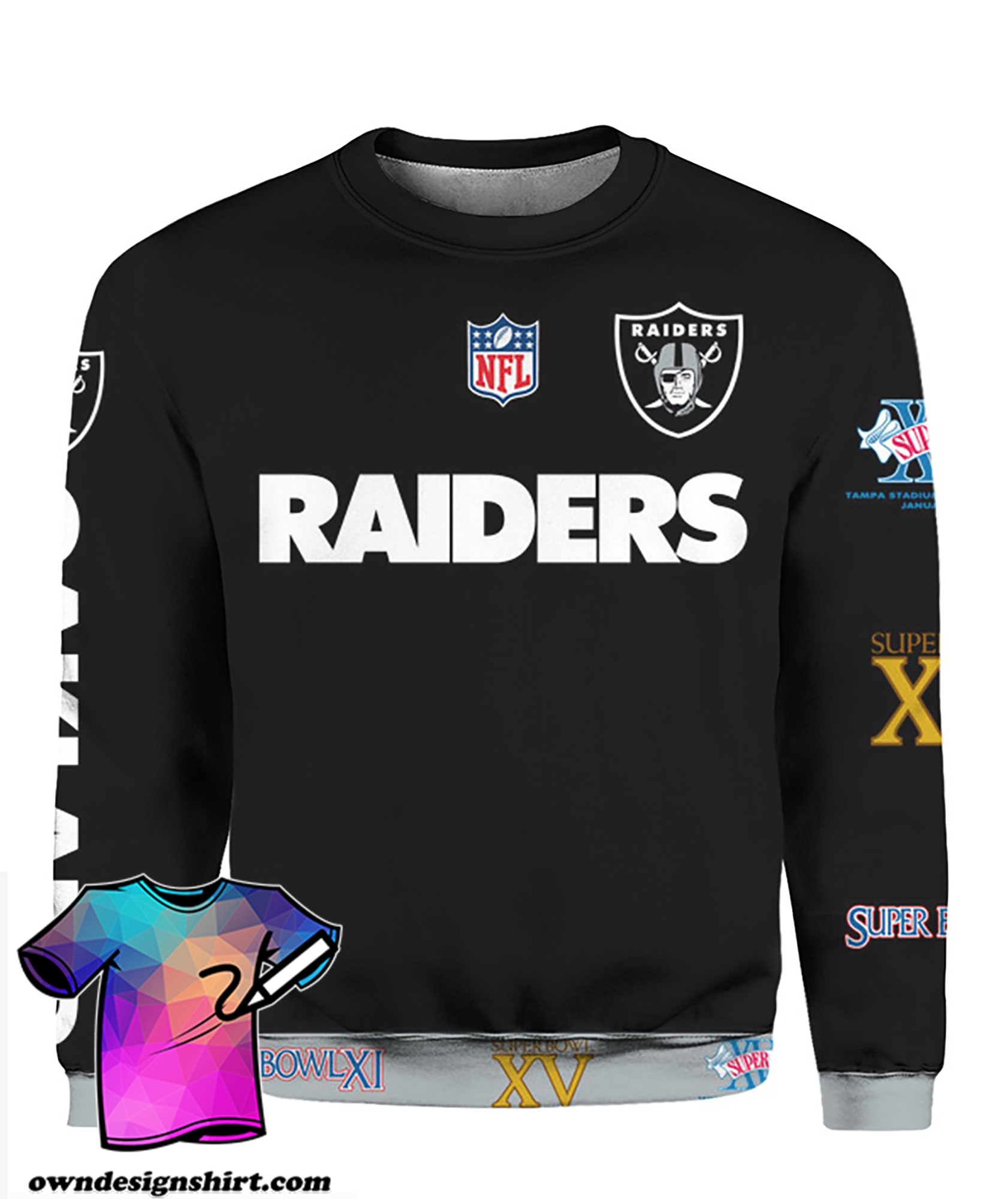 Stand for the flag kneel for the cross oakland raiders all over print shirt