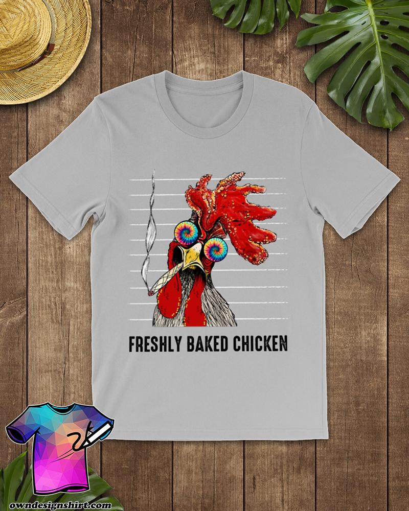 Vintage freshly baked chicken shirt