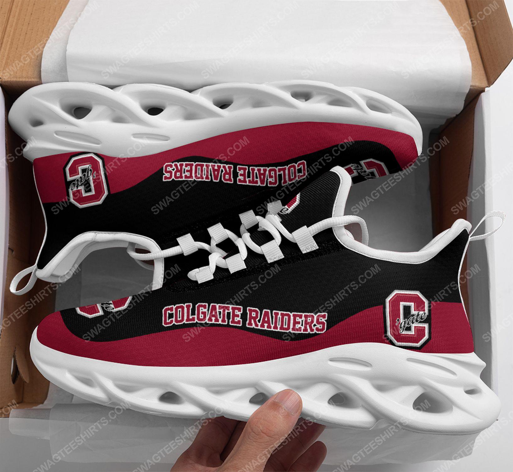 The colgate raiders football team max soul shoes 1