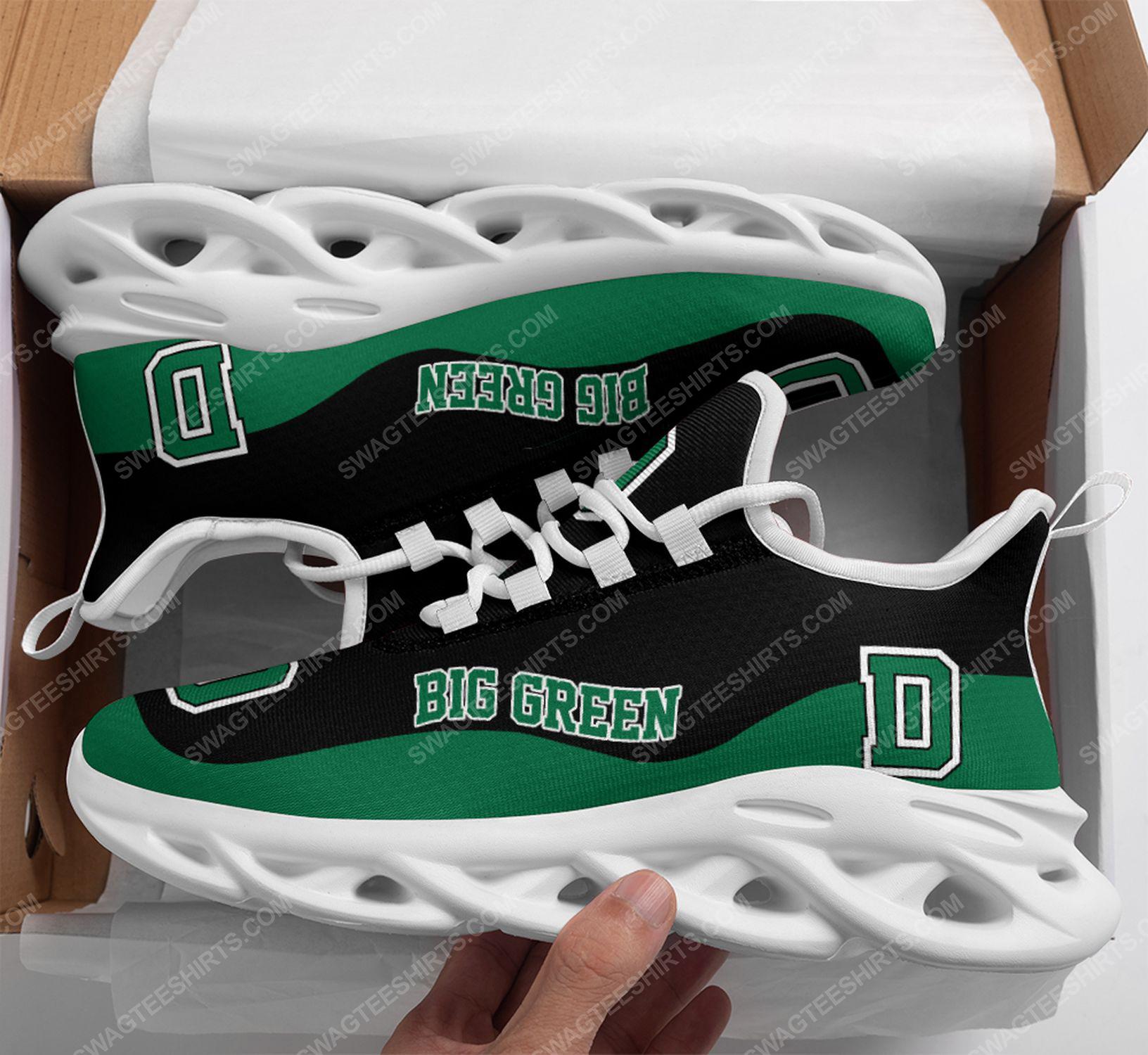 The dartmouth big green football team max soul shoes 1