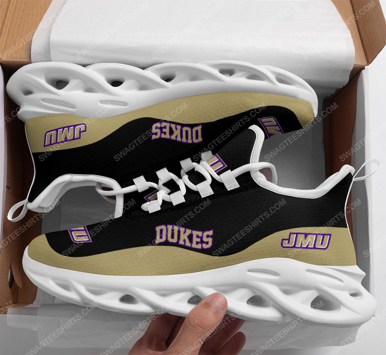 The james madison dukes football team max soul shoes 1