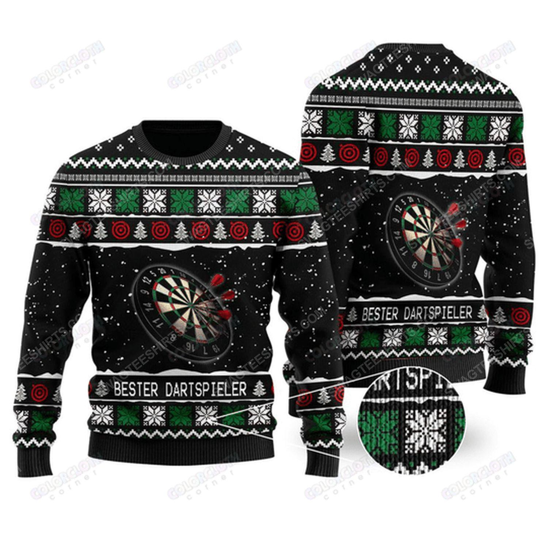 Bester dark spieler ugly christmas sweater - Copy (2)