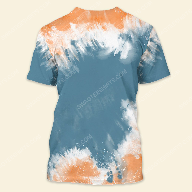 Custom like mother like daughter halloween gifts shirt - back
